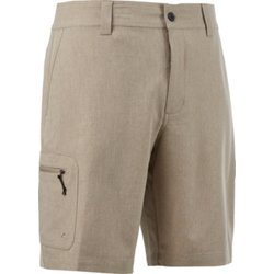 Men's Aransas Pass Heather Hybrid Shorts