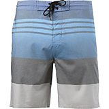 O'Rageous Men's Bolt Print Boardshorts