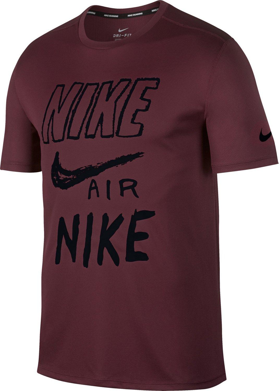 35406856bd641 Nike Men's Dri-FIT Breathe Running T-shirt | Academy