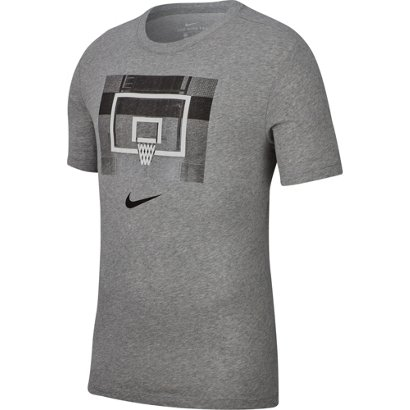 be1ae3ce32436 ... Nike Men's Dri-FIT Basketball Backboard T-shirt. Men's Shirts.  Hover/Click to enlarge