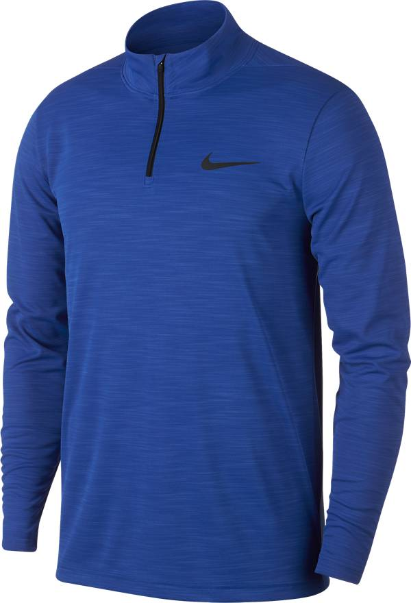 Nike Men's Superset Long Sleeve 1/4 Zip Training Top