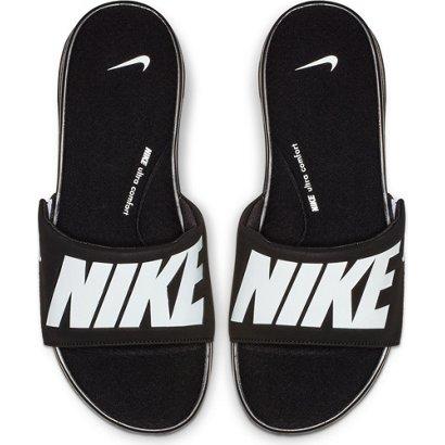 newest 76919 2f34c Nike Men s Ultra Comfort 3 Sport Slides