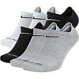 fe0b72e8236 Men s Everyday Plus Cushion Training No Show Socks 6 Pack