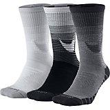 6ba5ab38d Men's Dry Training Crew Socks 3 Pack