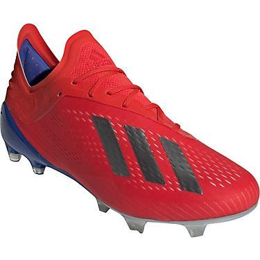 info for 818d8 eba43 adidas Men's X 18.1 Firm Ground Soccer Cleats