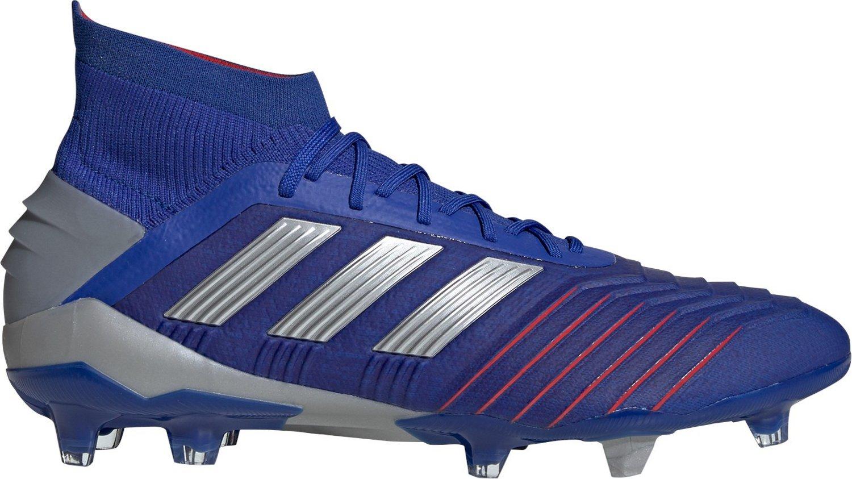 768586f8f7d6 adidas Men's Predator 19.1 Firm Ground Soccer Cleats   Academy