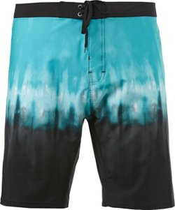 Men's Tie Dye Breakline Boardshorts