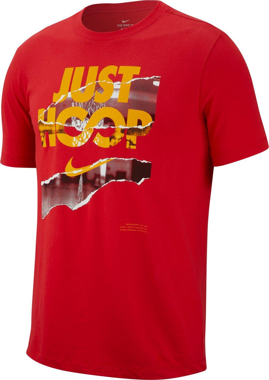 21ed7ba6 Nike Men's Dri-FIT Just Hoops Basketball T-shirt | Academy