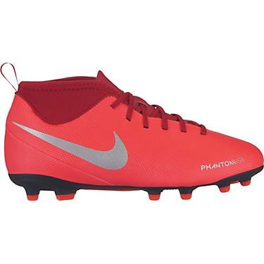 sale retailer 2c61b ef432 Nike Kids' Phantom Vision Club Dynamic Fit Multiground Soccer Cleats