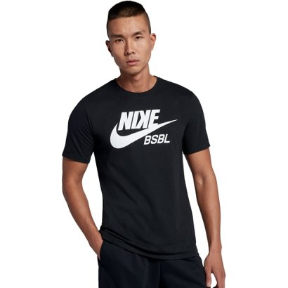 600e9c70 ... Nike Men's Dri-FIT BSBL T-shirt. Men's Shirts. Hover/Click to enlarge