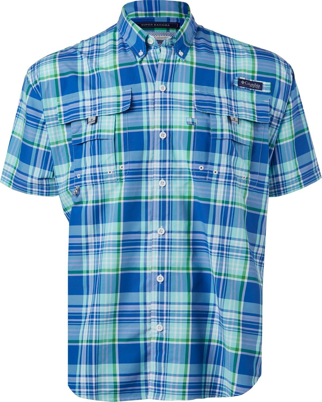 0c92b4430c8 Columbia Sportswear Men's PFG Super Bahama Short Sleeve Fishing T-shirt |  Academy