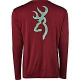 eaae7d21a0d90 Men s Solid Buckmark Performance Long Sleeve T-shirt