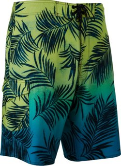 Men's Colorful Leaf True Boardshorts