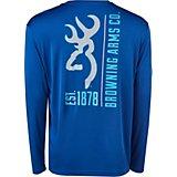 d9d600718ad24 Men s Buckmark Perpendicular Long Sleeve T-shirt