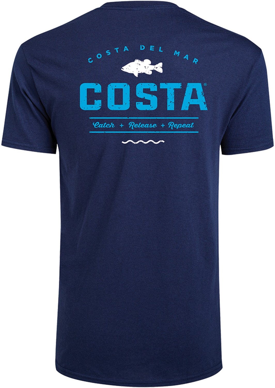 cd85f32b755 Display product reviews for Costa Del Mar Men's Top Water Short Sleeve T- shirt