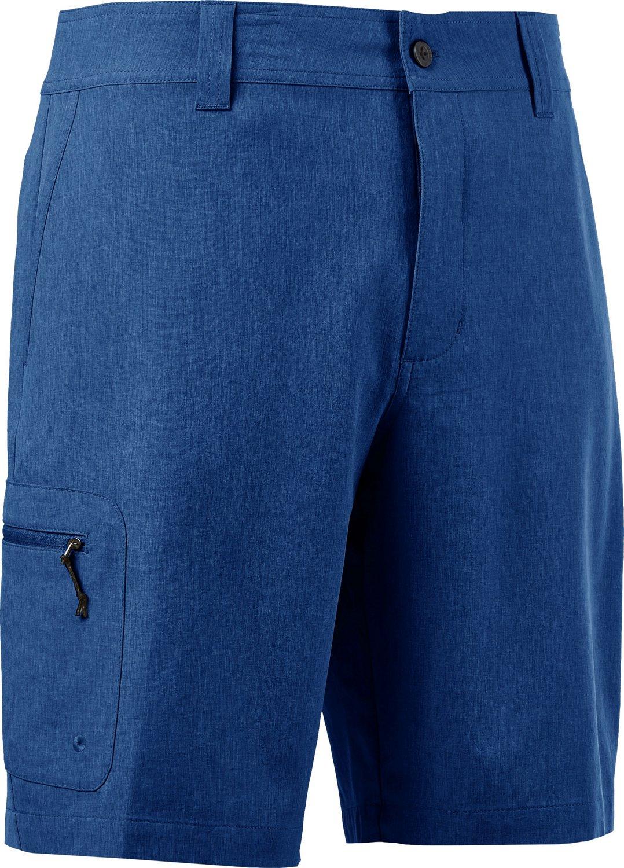 940e444faec0f Display product reviews for Magellan Outdoors Men's Aransas Pass Heather  Hybrid Shorts