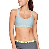 6334a9a546c Women s Wordmark Strappy Low-Support Sportlette Sports Bra Quick View. Under  Armour