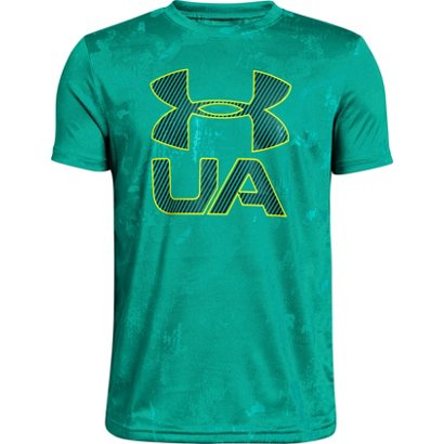 e390382d7f14 ... Under Armour Boys  Printed Crossfade F18 T-shirt. Boys  Shirts.  Hover Click to enlarge