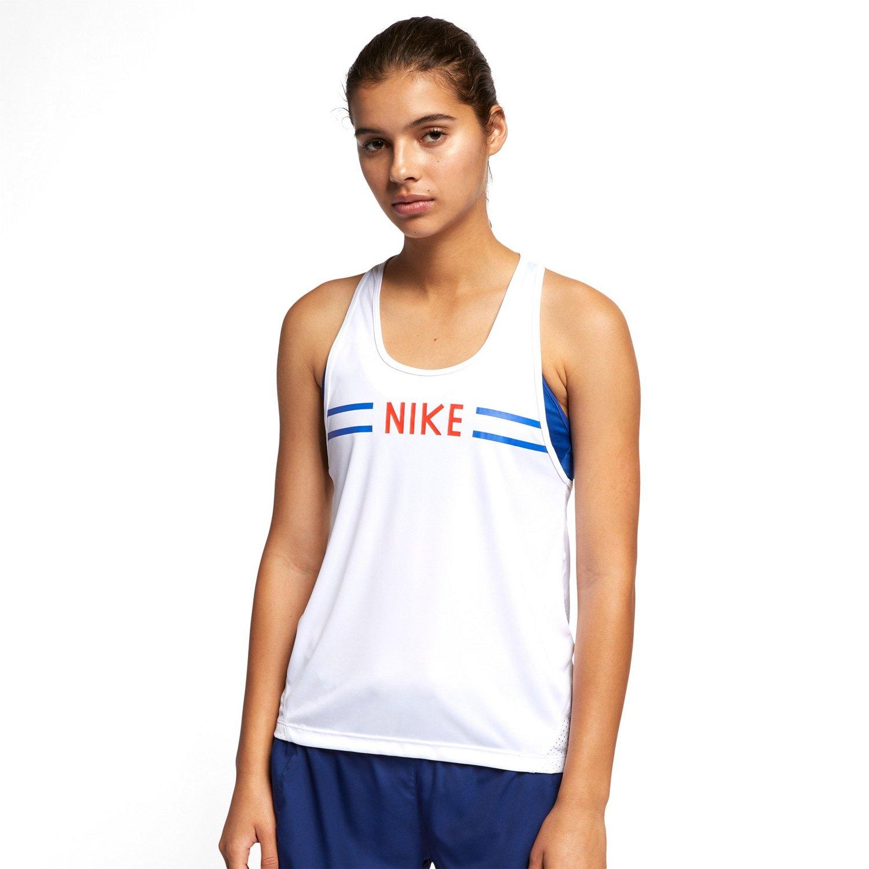 068b2dccda0 Nike Women s Miler Hyper Femme Running Tank Top