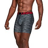 Under Armour Men's Tech Boxerjock Printed Briefs 6 in 2 Pack