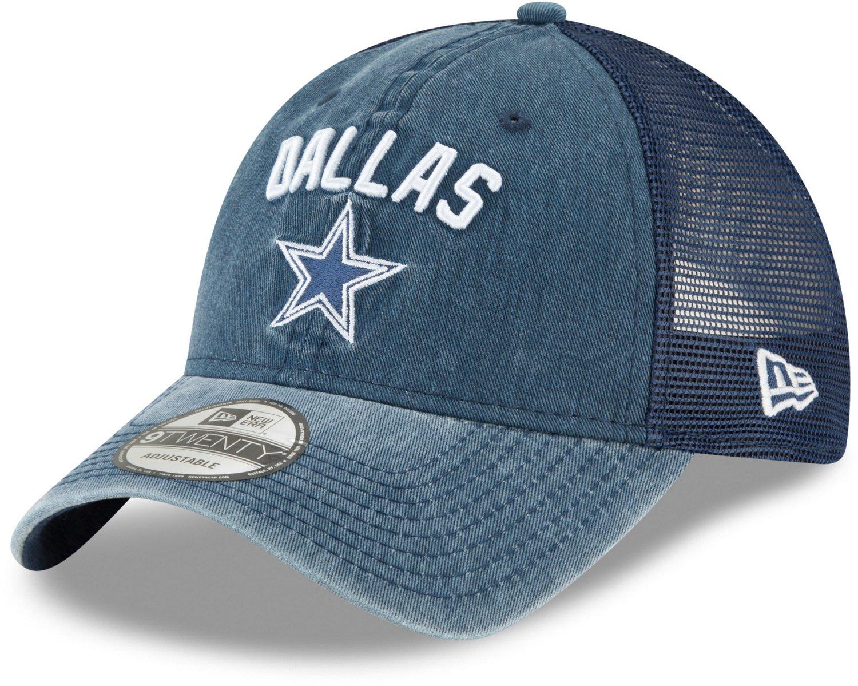 New Era Men s Dallas Cowboys Stack 920 Trucker Cap  af7719591