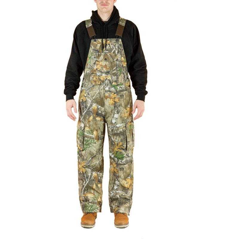 Berne Men's Bantam Bib Overalls, 5X-Large - Adult Insulated Camo at Academy Sports thumbnail