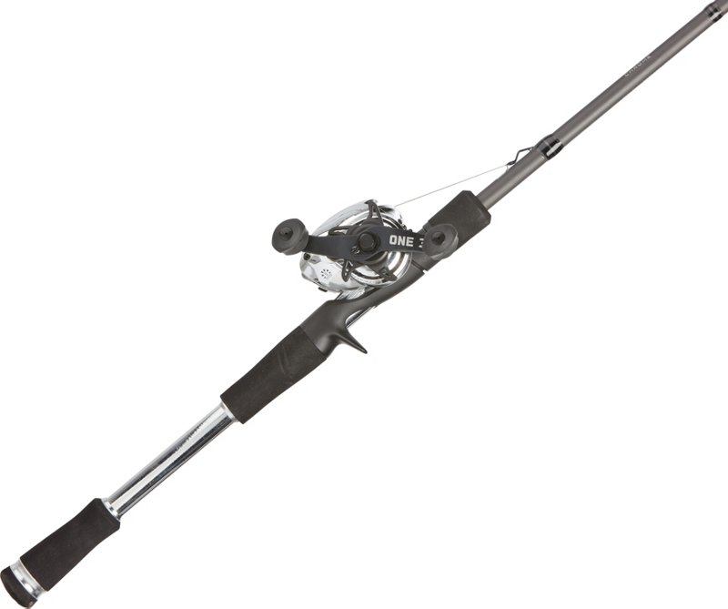 13 Fishing Fate Chrome Origin 7 ft 1 in MH Freshwater Casting Rod and Reel Combo - Fishing Combos, Baitcast Combos at Academy Sports thumbnail