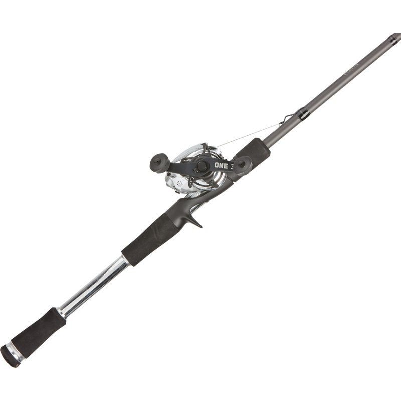 13 Fishing Fate Chrome Origin 7 ft 1 in MH Freshwater Casting Rod and Reel Combo - Baitcast Combos at Academy Sports thumbnail