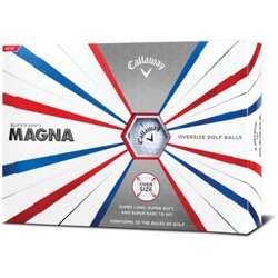 Supersoft Magna Golf Balls 12-Pack