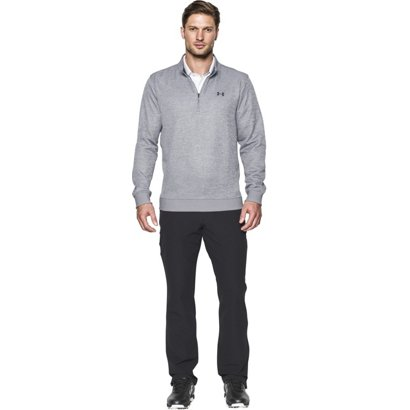 83476de4096a0 ... Under Armour Storm 1/4 Zip Sweater Fleece Top. Golf Shirts. Hover/Click  to enlarge