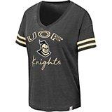 181efb31 Colosseum Athletics Women's University of Central Florida Savona V-neck T- shirt