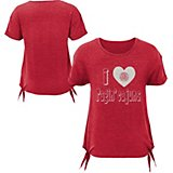 a0e84440a NCAA Girls' University of Louisiana at Lafayette Love Graphic T-shirt