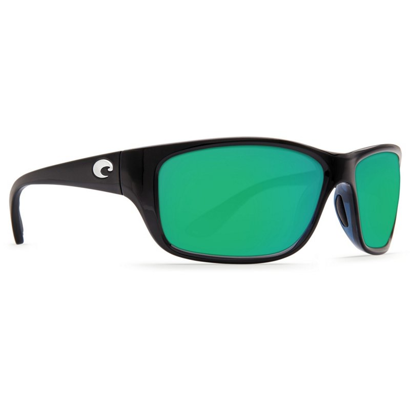 012f6b6709503 Costa Del Mar Tasman Sea Sunglasses Black Bright Green - Case Sunglasses at Academy  Sports