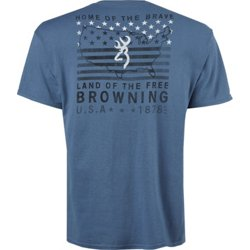Men's Home of the Brave Graphic T-shirt