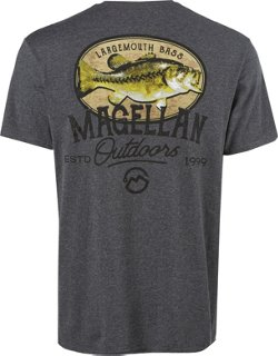 Men's Bigmouth Fish T-shirt
