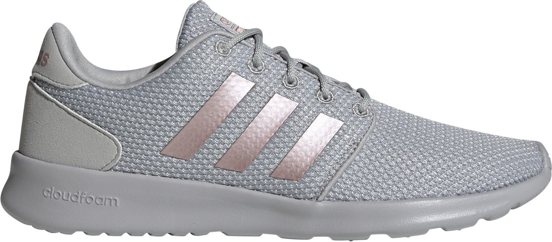 1e09352f6c15f adidas Women s cloudfoam QT Racer Running Shoes