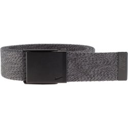 Men's Heather Web Belt