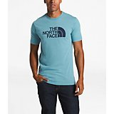38237193a The North Face Men's Half Dome Triblend Short Sleeve T-shirt