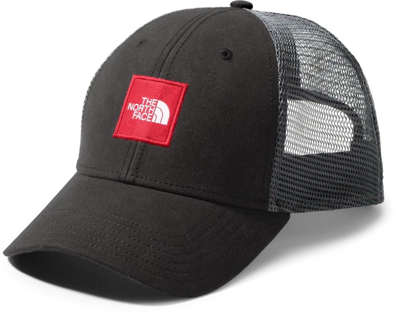 c718e55da The North Face Men's Box Logo Trucker Hat