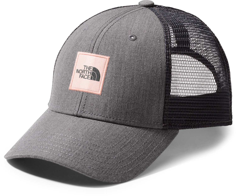 102ce3b2c The North Face Women's Box Logo Trucker Hat