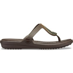 Women's Sanrah Liquid Metallic Flip-Flops