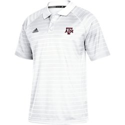 adidas Men's Texas A&M University Select Polo Shirt