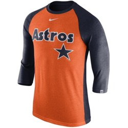 Men's Houston Astros Raglan T-shirt