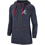 0a3bb2127c7a Women s Atlanta Braves Vintage Gym Hoodie