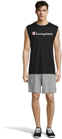 Men's Classic Jersey Graphic Muscle Tank Top
