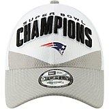 2a36f1a1fe211f Men's New England Patriots Super Bowl LIII Champions Locker Room 9FORTY Cap
