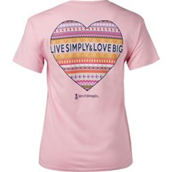 Women's Live Simple T-shirt