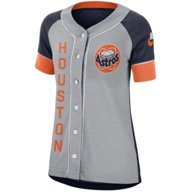 Nike Women's Houston Astros Dry Jersey Top