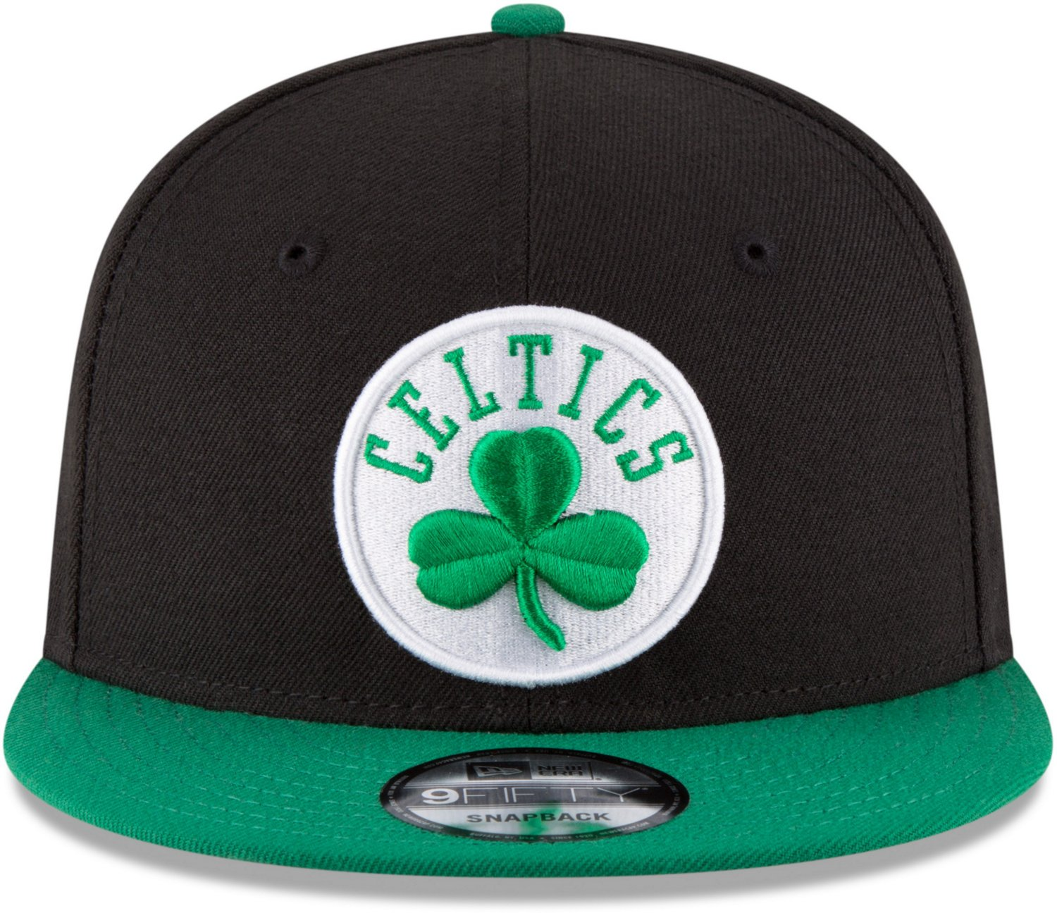 finest selection 6fa77 3b72e New Era Men s Boston Celtics 2Tone 9Fifty Snapback Hat   Academy
