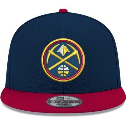 1b177a2f36f3 New Era Men s Denver Nuggets 2Tone 9Fifty Snapback Hat